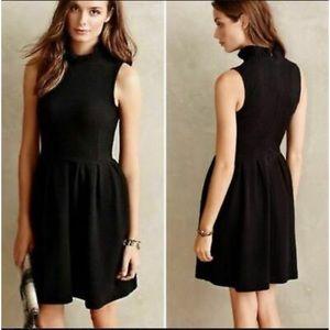 Anthropologie Ganni Pinnacle Textured Dress